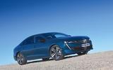 Peugeot 508 2018 road test review - hero static