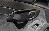 Porsche 911 GT2 RS 2018 road test review door handles