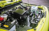 Suzuki Jimny 2018 road test review - engine