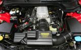Vauxhall VXR8 Supercharged