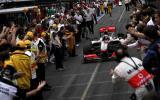 Button wins Oz GP - pics
