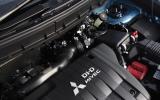 1.8-litre Mitsubishi ASX diesel engine