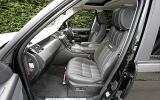 Range Rover Sport Kahn Cosworth interior