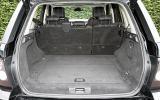 Range Rover Sport Kahn Cosworth boot space