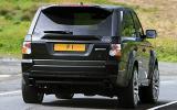Range Rover Sport Kahn Cosworth rear