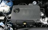 1.6-litre Kia Cee'd diesel engine
