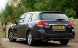 Subaru Legacy Tourer rear