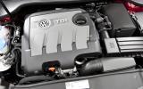 1.6-litre Volkswagen Golf diesel engine