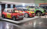 BMW opens 'The Mini Story' in Munich