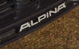 Alpina D5 S review Alpina branding