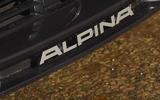Alpina D5 S review Alpina branding