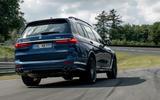 Alpina XB7 2020 road test review - hero rear