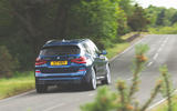 Alpina XD3 2019 UK road test review - hero rear