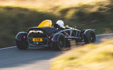 Ariel Atom 4 2019 road test review - hero rear