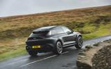 Aston Martin DBX 2020 road test review - hero rear