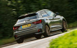 Audi A1 S Line 2019 road test review - hero rear