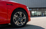 Audi E-tron Sportback 2020 road test review - alloy wheels