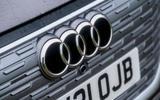 3 Audi Q4 E tron 2021 RT hero nose