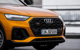 3 audi sq5 2021 first drive review nose