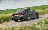 3 BMW M5 CS 2021 RT hero rear