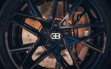 Bugatti Divo 2020 road test review - alloy wheels