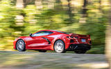 Corvette Stingray C8 2019 road test review - hero rear