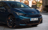 3 Cupra Born 2021 first drive review nose