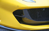 Ferrari 812 Superfast 2018 road test review front grille