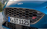 Ford Focus ST 2019 review - front grille
