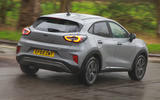 Ford Puma 2020 road test review - hero side