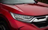 Honda CR-V 2018 road test review - headlights