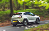 Hyundai Nexo 2019 road test review - hero rear