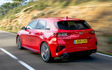 Kia Ceed GT 2019 road test review - hero rear