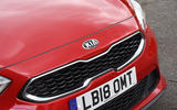 Kia Ceed 2018 road test review tiger-nose grille