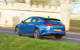 Kia Proceed GT-Line 2019 road test review - hero rear