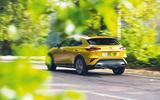Kia Xceed 2019 road test review - hero rear