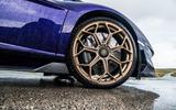 Lamborghini Aventador SVJ 2019 road test review - alloy wheels