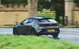 Mazda 3 Skyactiv-X 2019 road test review - hero rear