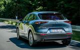 Mazda CX-30 2019 road test review - hero rear