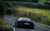 3 McLaren GT 2021 road test review hero rear