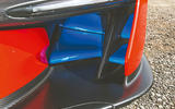 McLaren Senna 2018 road test review - front bumper aero