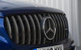 Mercedes-AMG GLC 63 S road test review panamericana grille