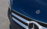 Mercedes-Benz B-Class 2019 road test review front grillle
