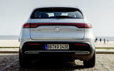 Mercedes-Benz ECQ 2019 review - rear end