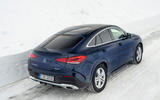Mercedes-Benz GLE Coupe 2020 road test review - hero rear