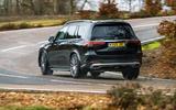 Mercedes-Benz GLS 2020 road test review - hero rear