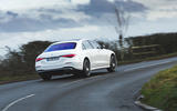 3 mercedes s class s500 2020 lhd uk first drive review hero rear