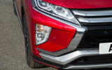 Mitsibushi Eclipse Cross 2018 review front lights