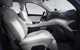 Nio ES8 road test review - cabin