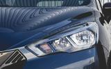 Nissan Micra N-Sport 2019 road test review - headlights